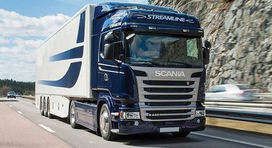 Scania R440 (тягач 4x2) на IronHorse.ru ©