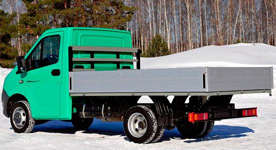 ГАЗель Некст (бортовой грузовик)