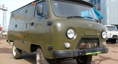 УАЗ-3741 (37419) на IronHorse.ru ©
