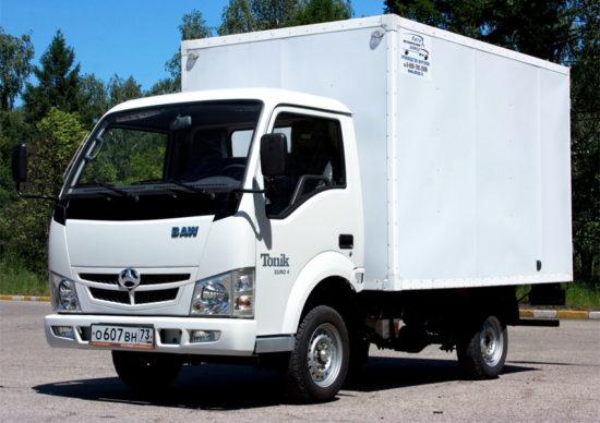 фургон BAW Tonik 33463
