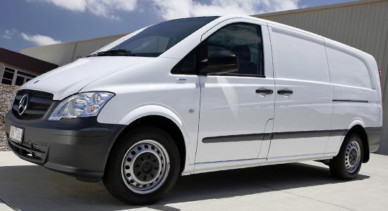 Mercedes-Benz Vito Van (W639) на IronHorse.ru ©