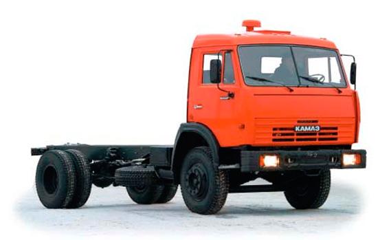 КАМАЗ-4325