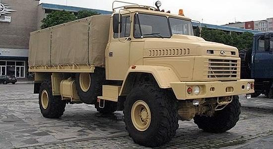 КрАЗ-5233ВЕ (Спецназ) на IronHorse.ru ©