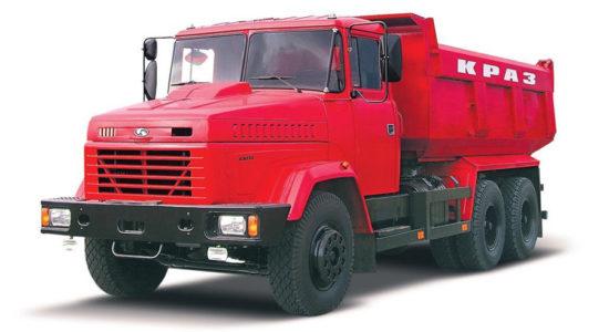 КрАЗ-65055 (тип 2) на IronHorse.ru ©
