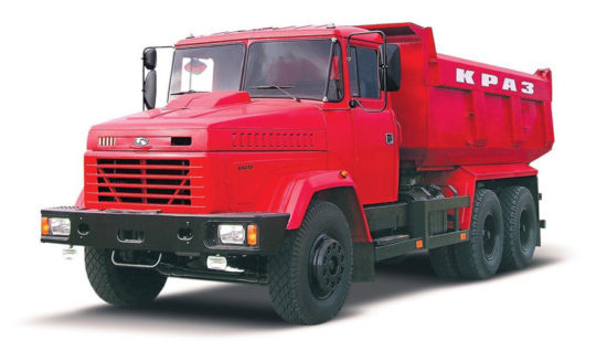 КрАЗ-65055 тип 2