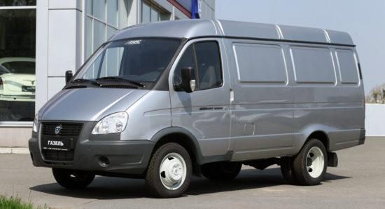 ГАЗ-2705 (ГАЗель-Бизнес)