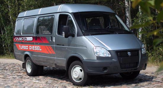 ГАЗ-2705 (ГАЗель-Бизнес) на IronHorse.ru ©