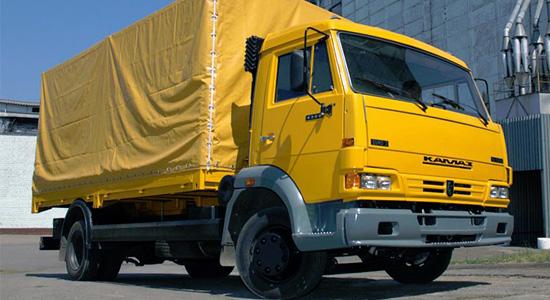 КамАЗ 4308-Н3 на IronHorse.ru ©
