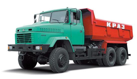 КрАЗ-65032-042 (тип 1)