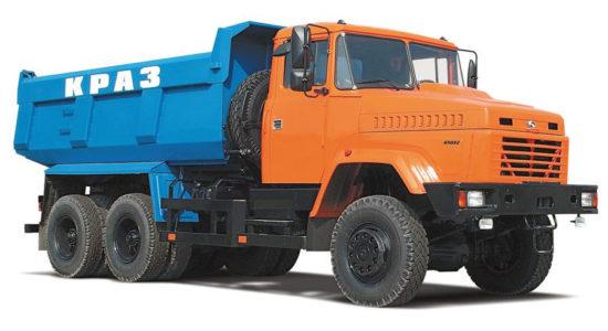 КрАЗ-65032-056 на IronHorse.ru ©