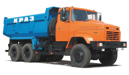 КрАЗ-65032-056 (тип 2)
