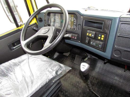 КрАЗ-65032 (в кабине)