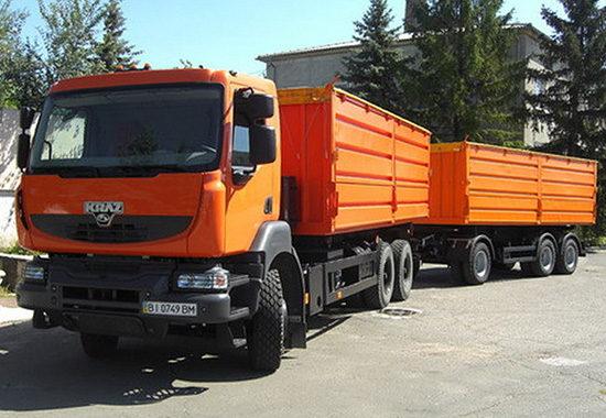 КрАЗ-6230С4-330 Караван