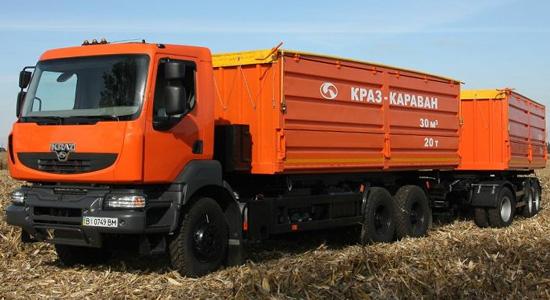 КрАЗ-6230С4-330 (Караван) на IronHorse.ru ©