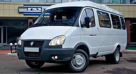 ГАЗ-3221 (ГАЗель-Бизнес) на IronHorse.ru ©