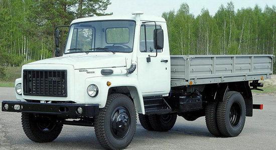 ГАЗ-3309 на IronHorse.ru ©