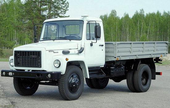 бортовой ГАЗ-3309