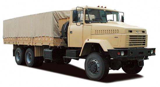 КрАЗ-6135В6