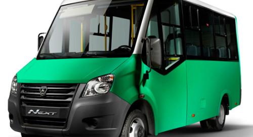 Газель-Next (автобус) на IronHorse.ru ©