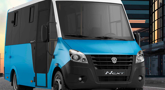 Газель-Next (микроавтобус) на IronHorse.ru ©