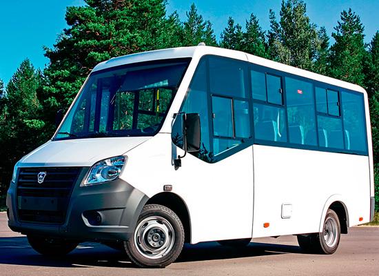 микроавтобус Газель-Next