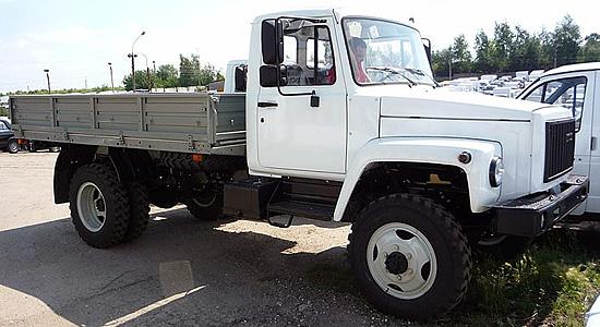 ГАЗ-33086 (Земляк) на IronHorse.ru ©