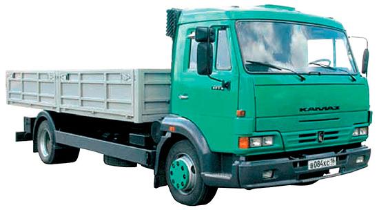 КамАЗ-4308-А3