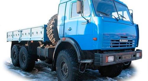 КамАЗ-43118 (дорестайлинговый) на IronHorse.ru ©