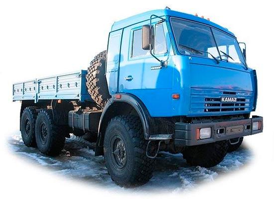 бортовой КамАЗ-43118 (старый)