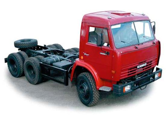 КамАЗ-65115 (старый)