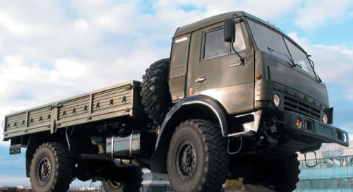 КамАЗ-4326 на IronHorse.ru ©