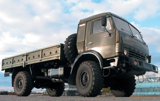 КамАЗ-4326 4х4