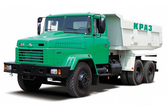 КрАЗ-6510 тип 2