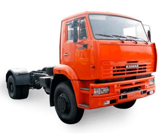 шасси КамАЗ-53605
