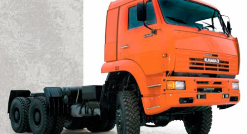 КамАЗ-65225 шасси (дореформенное) на IronHorse.ru ©