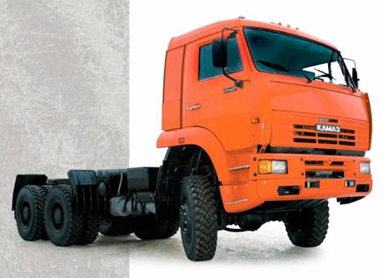 КамАЗ-65225 (дорестайлинговое шасси)