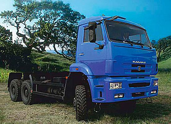 КамАЗ-6522 (шасси новое)