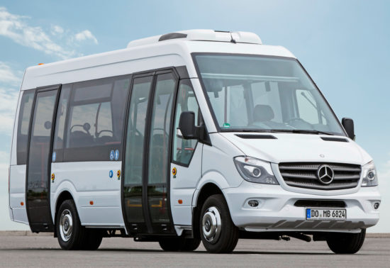 Автобус Mercedes-Benz Sprinter 2 (W906)