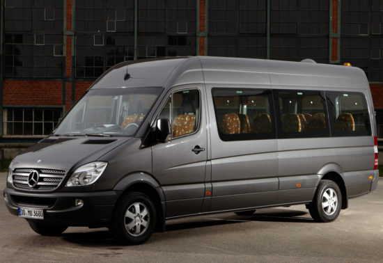 Mercedes-Benz Sprinter 2 Bus (W906) 2006-2013