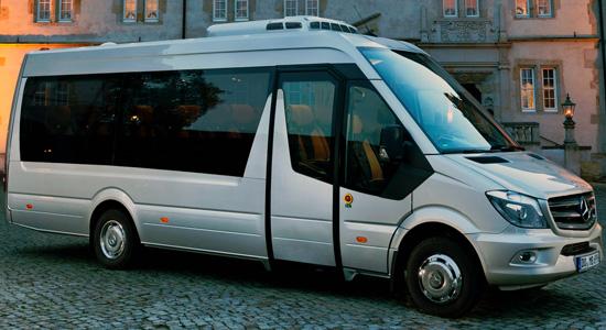 Mercedes-Benz Sprinter 2 Bus на IronHorse.ru ©