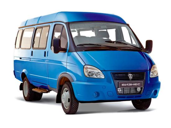 Микроавтобус ГАЗель-Бизнес ГАЗ-3221