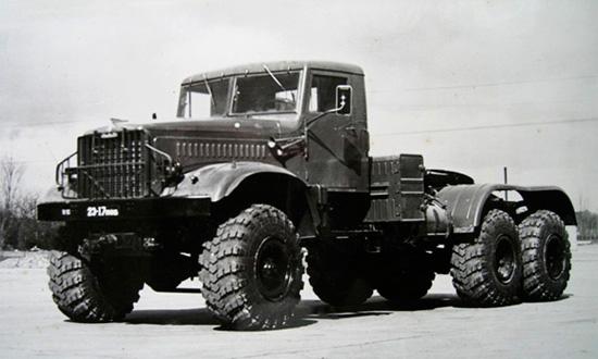 КрАЗ-255В