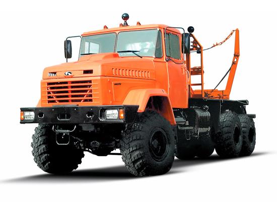 КрАЗ-64372 тип-1 «Лесник»