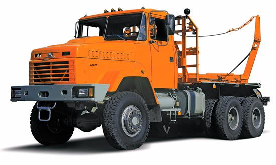 КрАЗ-64372 тип-2 «Лесник»