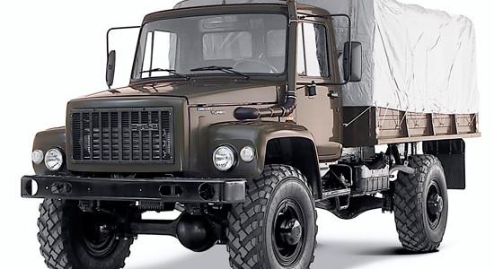ГАЗ-3308 (Садко) на IronHorse.ru ©
