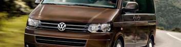 Volkswagen Transporter T5 Kombi Doka Plus