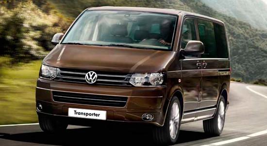 Volkswagen Transporter T5 Kombi Doka Plus на IronHorse.ru ©