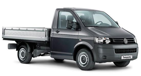 volkswagen transporter t5 pritsche. Black Bedroom Furniture Sets. Home Design Ideas