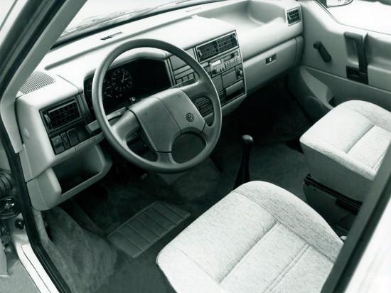 интерьер Volkswagen Transporter T4