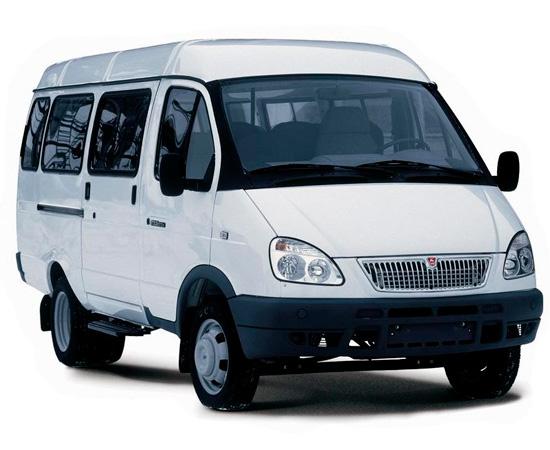 ГАЗ-3221 (ГАЗель)